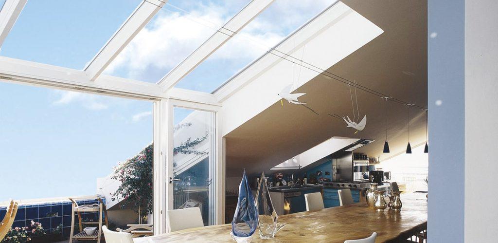Veranda facile e senza permessi cosa occorre sapere per for Finestra nel tetto